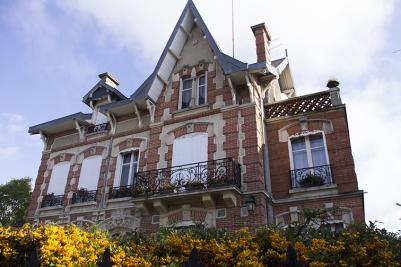 Une maison bourgeoise au coeur de Romilly-sur-Seine.