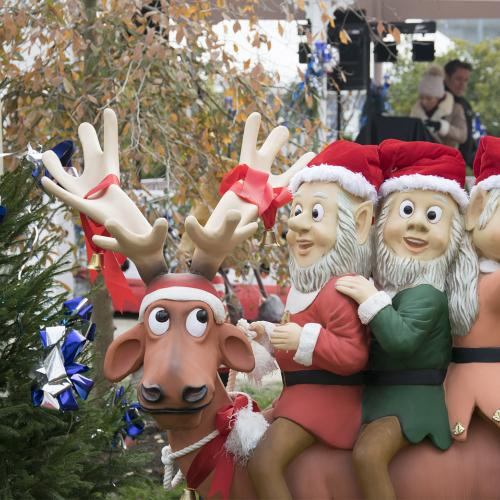 Venez participer au marché de Noël