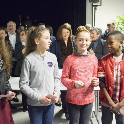 Les enfants du Conseil Municipal Jeunes récompensés pour leur investissement
