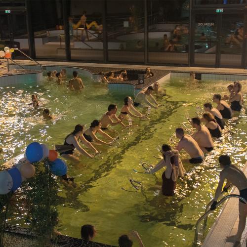 Nuit de l'eau au Centre Aquatique
