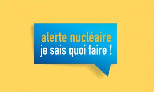 Alerte nucléaire : Je sais quoi faire !
