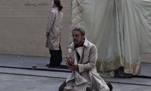 Théâtre de rue - Le Cid