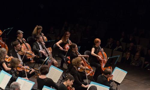 Orchestre symphonique de l'Aube - FESTIVAL DE MUSIQUE FRANCAISE