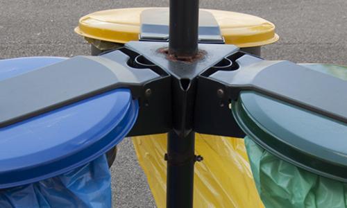 Collecte des ordures ménagères et des recyclables